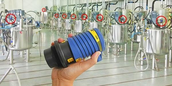 超聲波液位安裝實例
