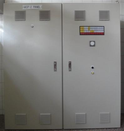自動監控-系統盤面/儀控箱