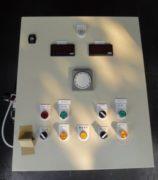 控制盤8面板