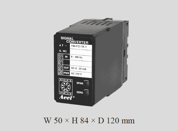 AT-740-FCI/FCV頻率轉換器