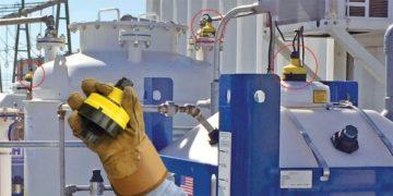 DL24水處理化學液位傳感器1