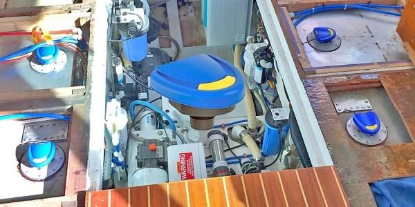 LU83船用柴油和灰水液位傳感器1