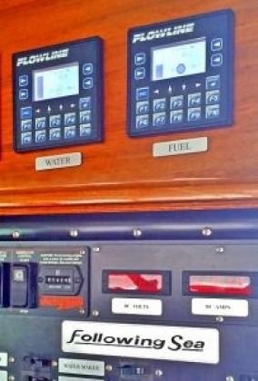 LU83船用柴油和灰水液位傳感器2