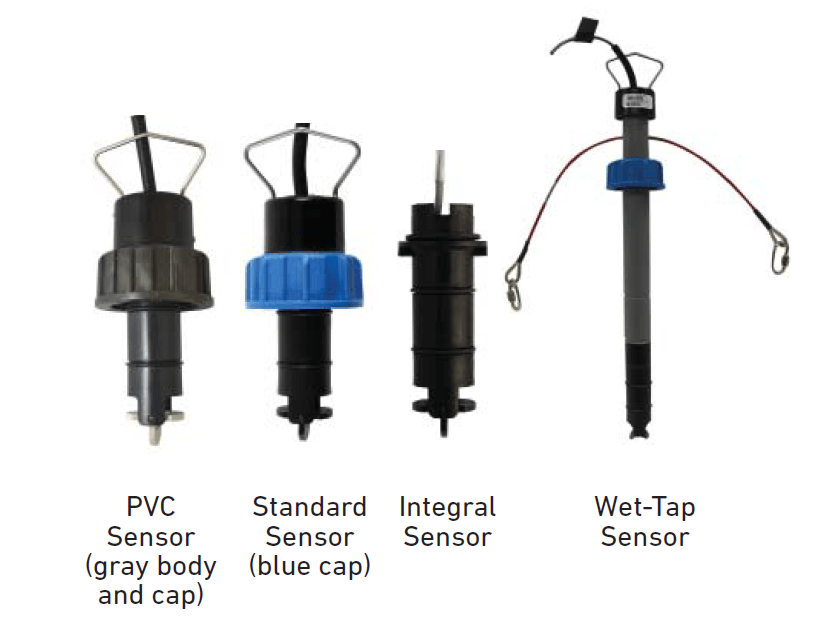 3-2536 蹼輪式低流量感測器