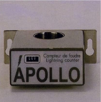 APOLLO雷擊計數器