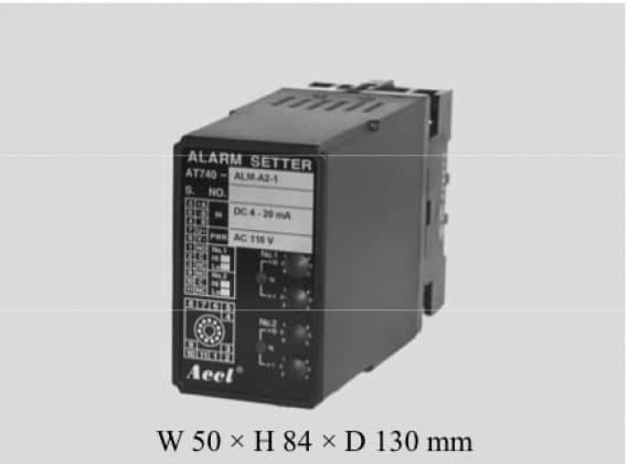 AT 740 ALM DC直流警報設定器