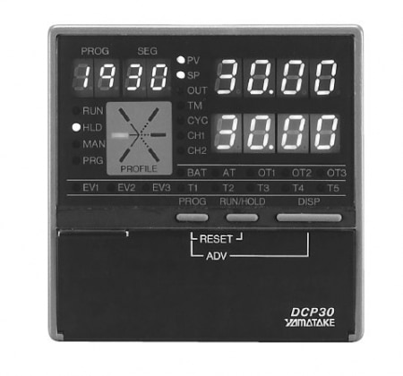 DCP31可程式區段控制器圖檔