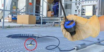 DL24GE渦輪發電機廢液池液位傳感器1