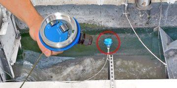 LG10廢水明渠液體流量傳感器1