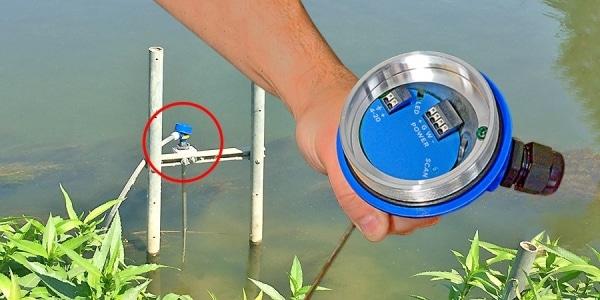 LG10精確的水庫液位傳感器1