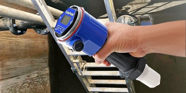 LR10市政污水池液位傳感器圖1