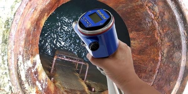 LR15 海洋水族館水庫液位傳感器