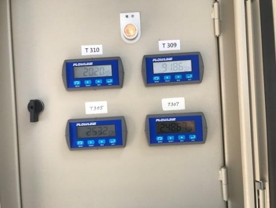 LR15300 Ton儲油槽庫存量連續監測系統2