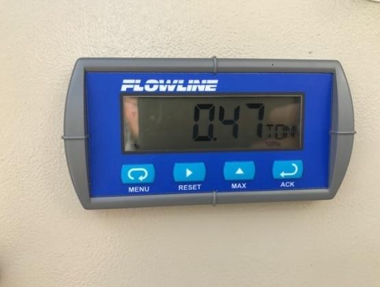 LR15 300 Ton儲油槽庫存量連續監測系統