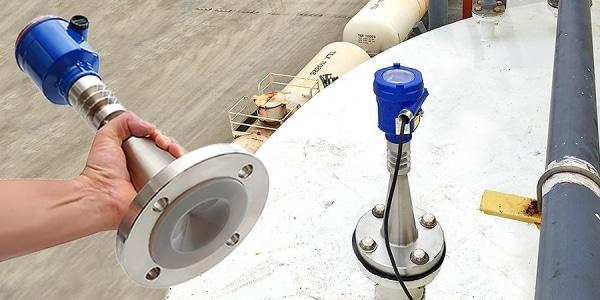LR20 化學鐵路終端儲槽液位傳感器