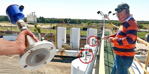 LR20 可靠的氫氟酸液位傳感器