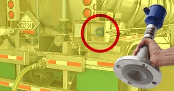 LR20廢液運輸液位傳感器1