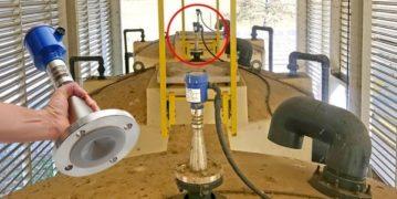 LR20氟化學品儲罐液位傳感器1