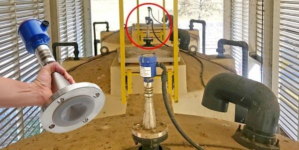 LR20 氟化學品儲罐液位傳感器