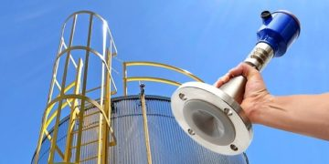 LR20蒸氣樹脂儲罐液位傳感器1