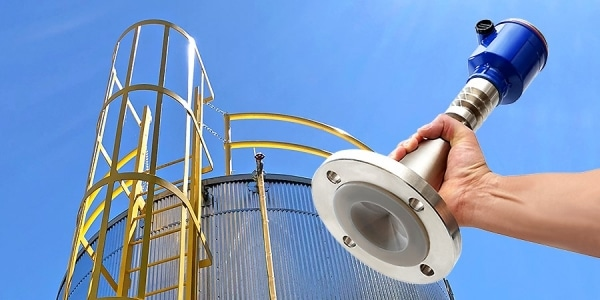 LR20 蒸氣樹脂儲罐液位傳感器