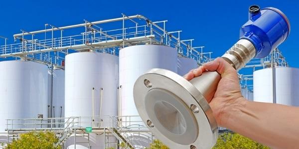 LR20蒸氣樹脂混合罐液位傳感器1