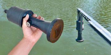LR30可靠的市政運河液位傳感器1