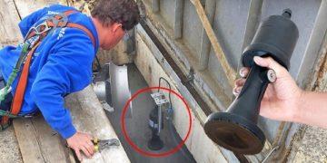 LR30工業廢液池液位傳感器1