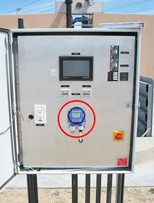 LR30工業廢液池液位傳感器2