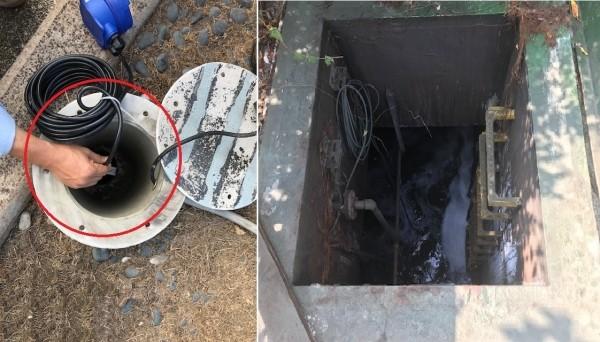 LR30應用於工業區污水排放連續液位監控系統1