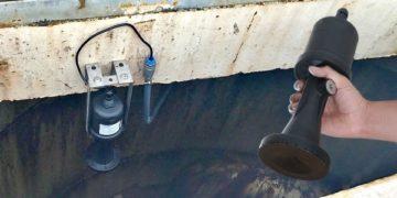 LR30污水泵站液位傳感器1