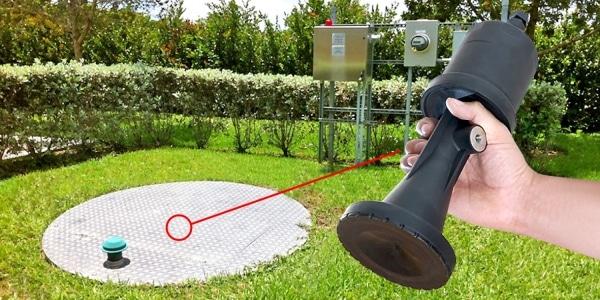 LR30雨水揚水站液位傳感器1