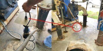 LR30雨水泵揚水站液位傳感器1