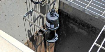 LR30雨水泵站液位傳感器1 1