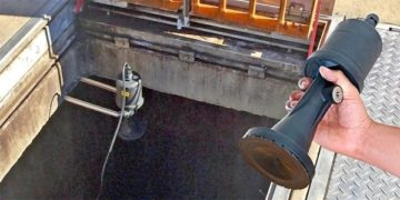 LR30雨水泵站液位傳感器1