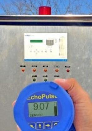 LR30雨水泵站液位傳感器2