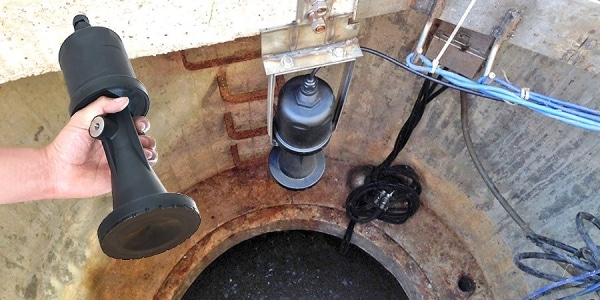 LR30電廠廢液池液位傳感器1