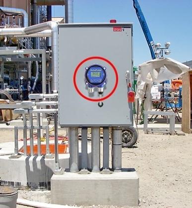 LR30電廠廢液池液位傳感器2