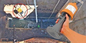 LR31市政下水道揚水站液位傳感器1