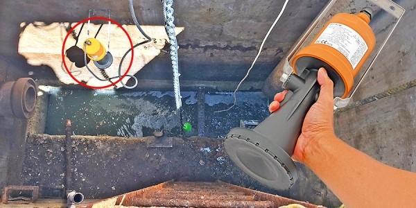 LR31 市政下水道揚水站液位傳感器