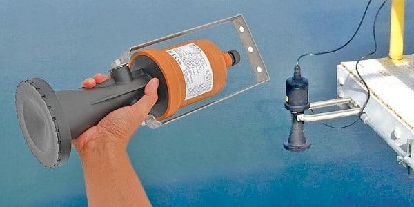 LR31 市政水庫液位傳感器