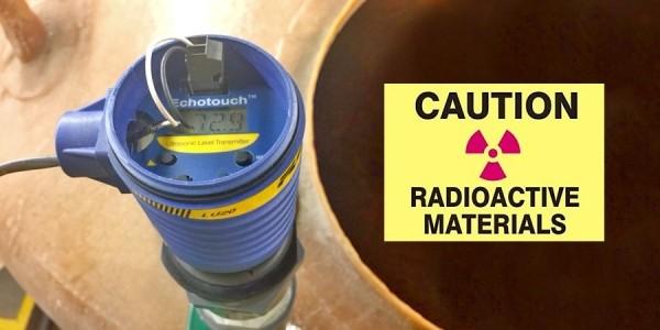 LU20核洗衣廢液箱液位傳感器1