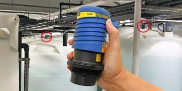 LU20水族館生命科學桶槽液位傳感器1