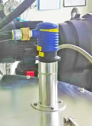 LU20 汽車油漆混合罐液位傳感器
