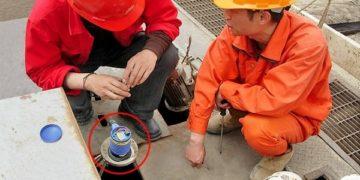 LU20油田泥漿分離器罐液位傳感器1