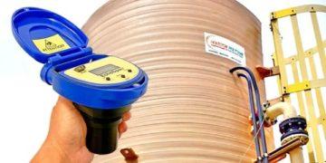 LU84廢水儲槽液位傳感器1