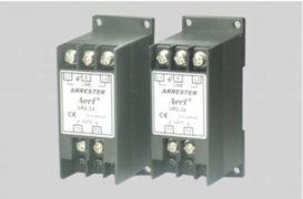 SRS訊號用避雷器自動復原型及等電位接地