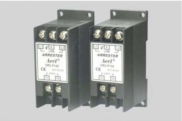 SRS P100P200電源保護器