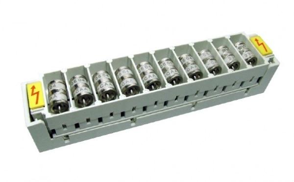 SU 3010 10對通信用避雷器