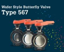Butterfly Valve Type567